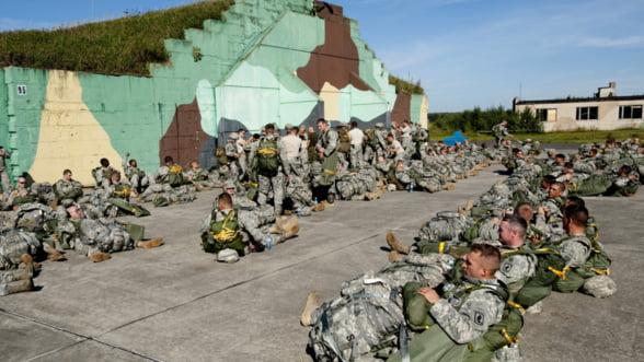 Vin americanii! De teama Rusiei, Washingtonul isi muta din nou trupele in Europa