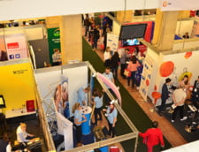 Vineri si sambata, la Angajatori de TOP: 30 de workshopuri si conferinte. 100 de companii. 5000 de joburi