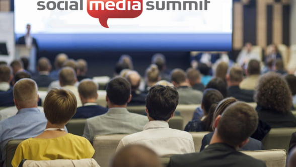 Vino la Social Media Summit Bucuresti 2018!