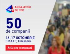 Vino la cel mai mare targ de cariera - Angajatori de TOP!