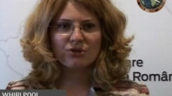 Violeta Guramulta, director comercial Whirlpool