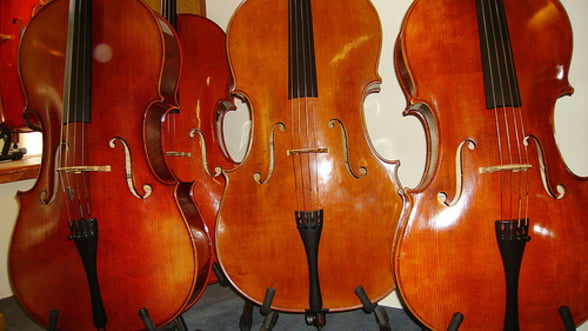 Violoncel Stradivarius, de 20 milioane de euro, deteriorat in Spania