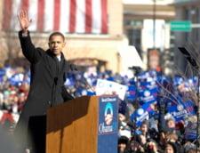 Viral: O fetita plange in hohote ca pleaca Obama de la Casa Alba - cum raspunde presedintele (Video)