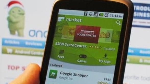 Virusii pentru smartphone se inmultesc. Android este lipsit de aparare