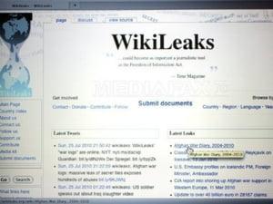 Visa si Mastercard, amenintate cu actiuni in justitie din cauza WikiLeaks