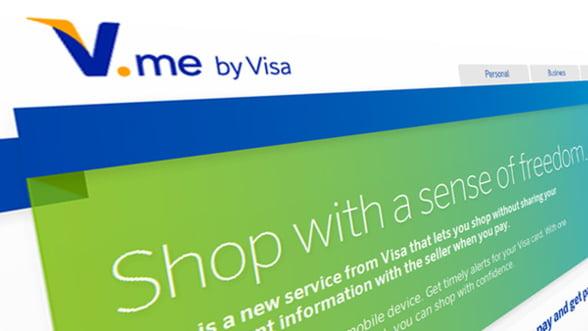 Visa va lansa un sistem de plati online