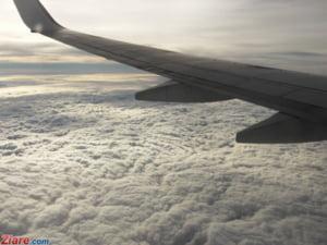 Viscolul a dat peste cap traficul aerian: Curse anulate de pe Aeroportul Otopeni si zboruri intarziate