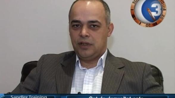 Vlad Dutescu, managing partner Sandler Training