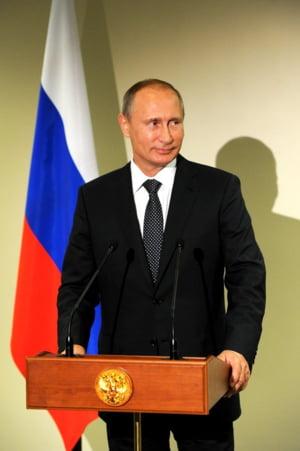 Vladimir Putin: Coalitia condusa de SUA nu prea intelege situatia din Siria