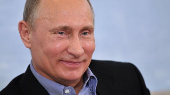 Vladimir Putin: Criza economica din Rusia va dura cel mult doi ani