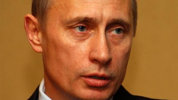 Vladimir Putin, noul presedinte al Rusiei cu 63,9% din voturi