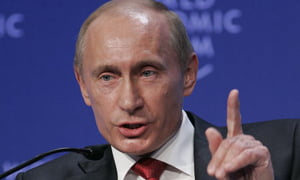 Vladimir Putin, pauza de la politica - Dragostea reprezinta tot sensul vietii