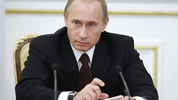 Vladimir Putin anunta armistitiul in Ucraina