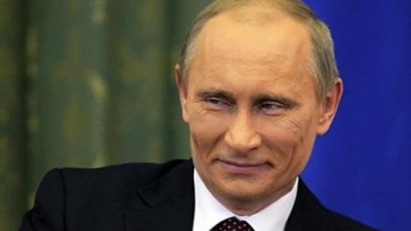 Vladimir Putin este divortat cu acte in regula