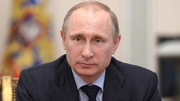Vladimir Putin vrea sa lanseze un sistem care sa garanteze securitatea informatiei