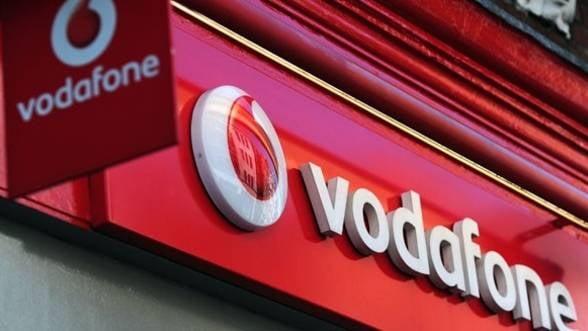 Vodafone Romania a obtinut venituri de 353 de milioane de euro in ultimele sase luni