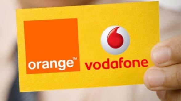 Vodafone Romania si Orange s-au inteles la partajarea infrastructurii de retea
