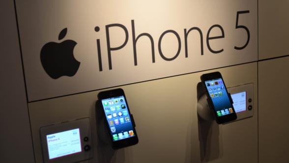 Vodafone a lansat iPhone 5: Cate telefoane vrea sa vanda pana la sfarsitul anului