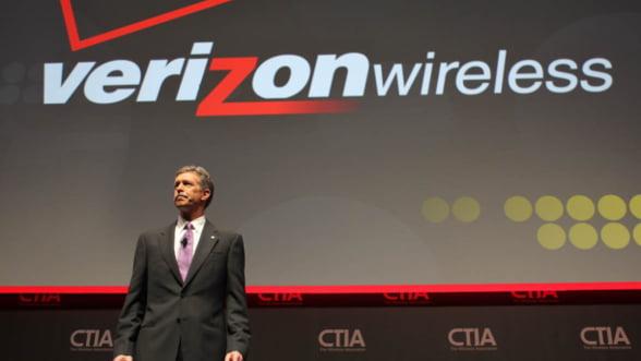 Vodafone ar putea vinde 45% din cel mai mare operator de telefonie mobila din SUA
