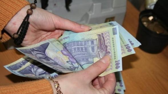 """Voinescu: Marirea salariilor bugetare se afla intr-un """"calcul tehnic"""", scopul nostru e 16%"""