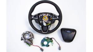 Volanul masinii, reinventat: Ce poate face el (Video)