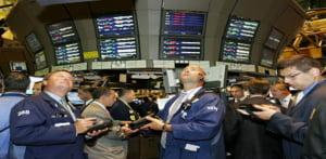Volatilitate mare pe Bursa in SUA dupa sedinta FED