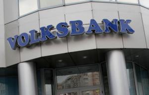 Volksbank, reclamata pentru amenintarea clientilor