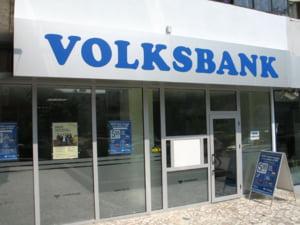 Volksbank Romania, castiguri mai mari cu 64%