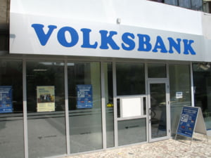 Volksbank Romania tinteste locul 3 in topul bancilor