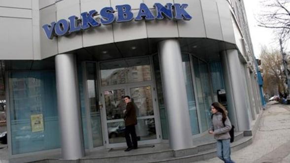 Volksbank a pierdut irevocabil un proces colectiv pe clauze abuzive