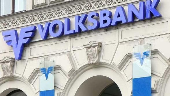 Volksbank a vandut un pachet de credite neperformante de jumatate de milliard de euro