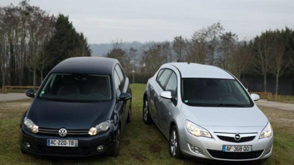 Volkswagen, Opel si Ford: Masinile second-hand care au cucerit internetul