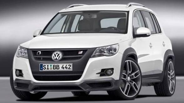 Volkswagen ar putea tripla gama de SUV-uri, pentru a ajunge liderul pietei mondiale