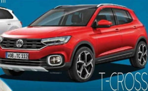 Volkswagen lanseaza un rival pentru Dacia Duster