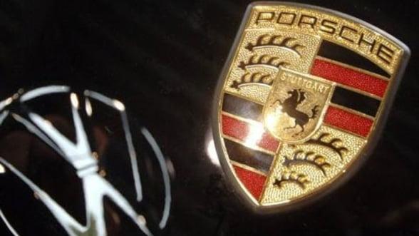 Volkswagen vrea sa cumpere divizia de masini sport a Porsche