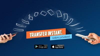 Volt, prima aplicatie 100% romaneasca de transfer de bani in sistem Peer-2-Peer, permite acum si transferul instant de pe Revolut