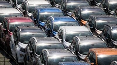 Volumul cifrei de afaceri din comertul cu autovehicule si motociclete s-a dublat in luna aprilie fata de aprilie 2020