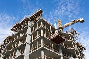 Volumul lucrarilor de constructii a scazut in 2010 cu 18,7%