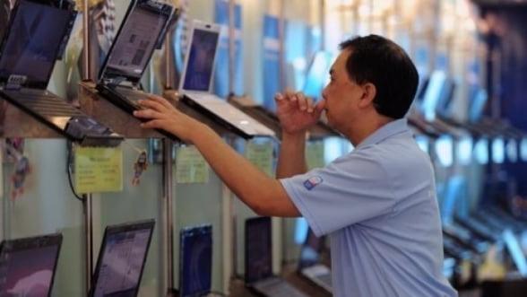 Volumul vanzarilor de PC-uri, tablete si smartphone-uri se va dubla in acest an