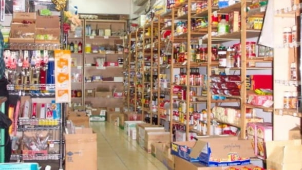 Volumul vanzarilor de retail din Romania, in scadere in iunie