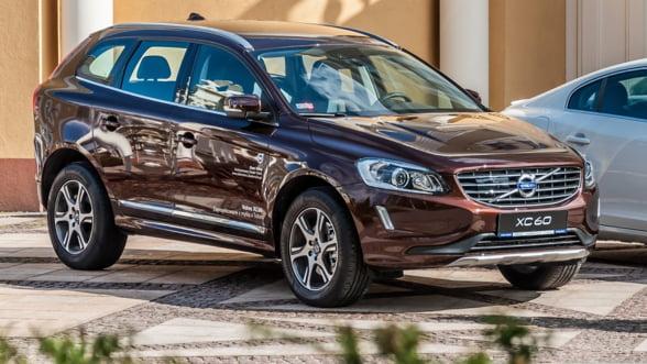 Volvo va limita viteza automobilelor sale la 180 de kilometri pe ora incepand din 2020