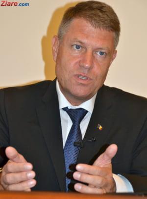 Vom avea referendum pe Justitie? Iohannis cheama societatea civila la Cotroceni