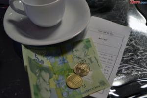 Vor sa puna taxa pe bacsisul lasat in restaurante si baruri: Sa castige si statul ceva