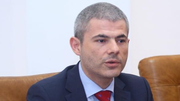 "Vosganian: ""Vreti sa stiti cine a ocupat biroul meu la Ministerul Economiei? The winner is...Remus Vulpescu"""