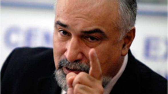 Vosganian: Oltchim nu poate fi privatizata acum