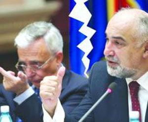 Vosganian: Romania va incerca sa obtina acordul CE pentru stergerea datoriilor CNH
