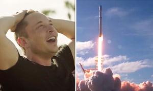 Vrea sa dea Internet intregii planete. Ultima isprava a lui Elon Musk e demna de istorie