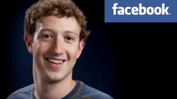 Vrei ca mesajul tau sa ajunga la Mark Zuckerberg? Te costa 100 de dolari!