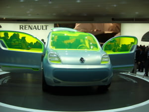 Vrei masina electrica Renault? Vei plati plati abonament lunar pentru baterie