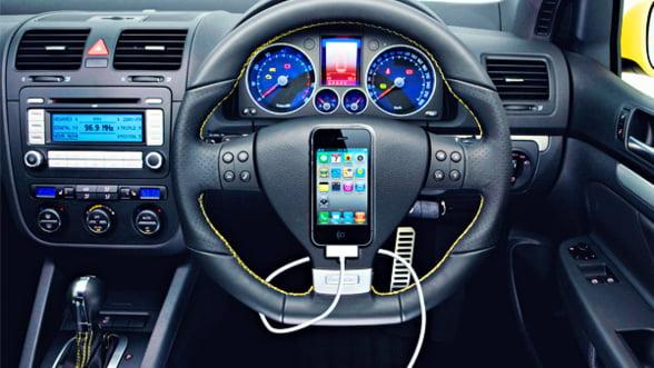 Vrei o masina high tech? Vezi ce aplicatii sunt la moda